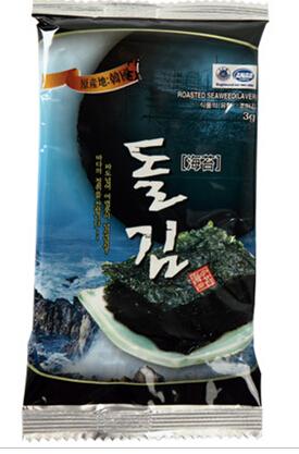 8爱 韩欣调味海苔